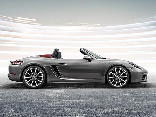 Unser exklusives Leasingangebot für Sie: Porsche 718 Boxster