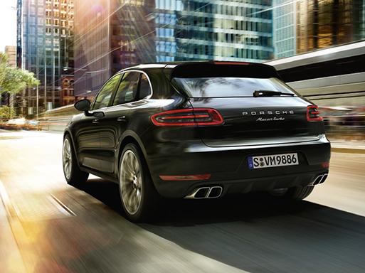 Nouveau Macan. Intensément Porsche.